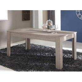 DEMEYERE DACHESS, jídelní stůl, dub shannon/beton