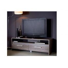 DEMEYERE STEIN, TV stolek, dub tmavý