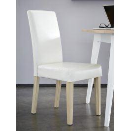 GUEVARA, židle, bílá, židle, bílá