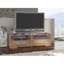 MORAVIA FLAT TV stolek SEMPRIO, dub sonoma