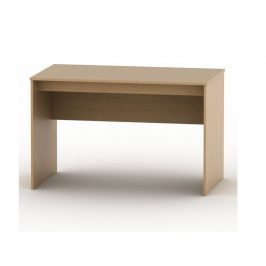 Jednoduchý psací stůl TEMPO AS NEW 021, š.120, buk