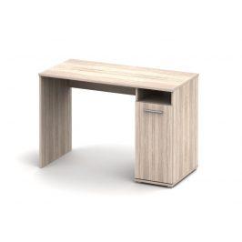 Psací stůl se skříňkou SINGA 21, dub sonoma
