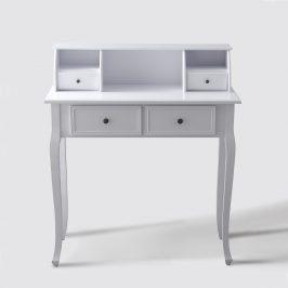 Idea Toaletní stolek STELLA, barva bílá