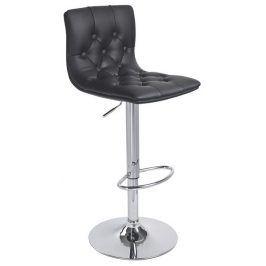 Barová židle KROKUS C-10A, černá