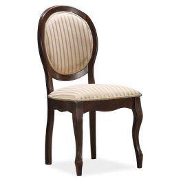 Jídelní čalouněná židle FN-SC, ořech
