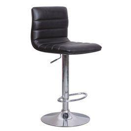 Barová židle KROKUS C-331, černá