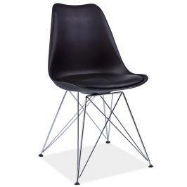 Jídelní židle TIM černá