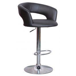 Barová židle KROKUS C-328, černá