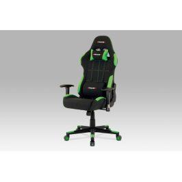 Kancelářská židle KA-F02 GRN, zelená