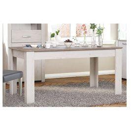 DEMEYERE MARQIS rozkládací jídelní stůl , borovice andersen/dub prata