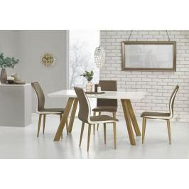 Halmar Jídelní stůl DONALD 150x90 cm, bílý