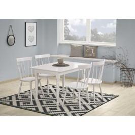 Halmar Jídelní stůl LANFORD 120x75 cm, bílý