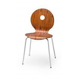 Jídelní židle K-233, třešeň