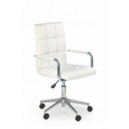 Dětská židle GONZO 2, bílá