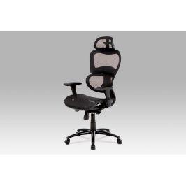 Kancelářská židle KA-A188 BK, černá Kancelářská křesla