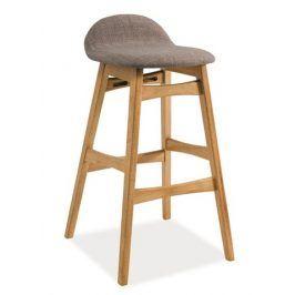 Barová židle TRENTO, dub