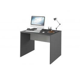 RIOMA psací stůl TYP 12, grafit/bílá Psací stoly
