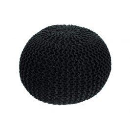 GOBI TYP 2 taburet, černá Taburety do obýváku