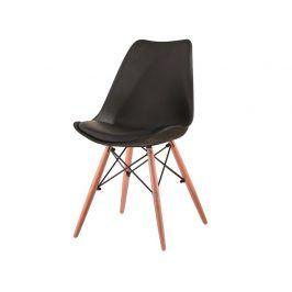 KEMAL jídelní židle, tmavě šedá
