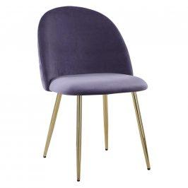 Jídelní Židle Artdeco Šedá Židle do kuchyně
