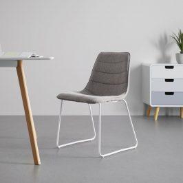 Jídelní Židle Mira Šedá Židle do kuchyně