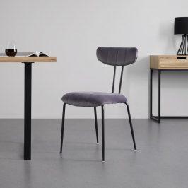 Jídelní Židle Tylor Šedá Židle do kuchyně
