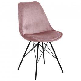 Jídelní Židle Eris Starorůžová