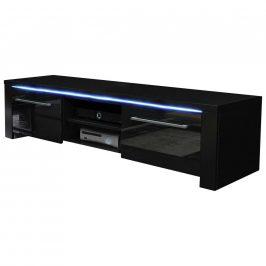 TV STOLEK - černá