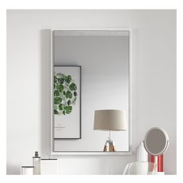Zrcadlo VIOLET Tempo Kondela Bílá
