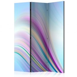 Paraván Rainbow abstract background Dekorhome 135x172 cm (3-dílný)