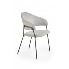 Jídelní židle K359 šedá Halmar