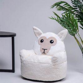 Sedací vak BABY TYP 3 ovce Tempo Kondela
