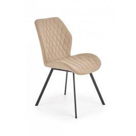 Jídelní židle K360 Halmar Béžová
