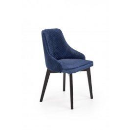 Jídelní židle TOLEDO 3 Halmar Modrá