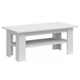 Konferenční stolek JOLK 120 bílá Tempo Kondela Obývací stěny