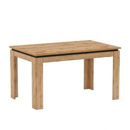 Rozkládací jídelní stůl S TORONTA dub wotan Tempo Kondela