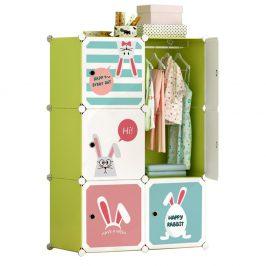 Dětská modulární skříň TEKIN Tempo Kondela
