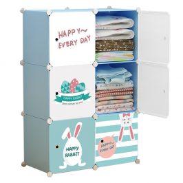 Dětská modulární skříň EDRIN Tempo Kondela