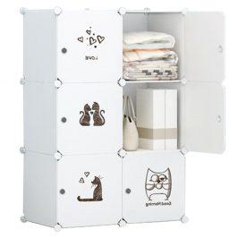 Dětská modulární skříň DINOS Tempo Kondela