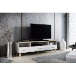 Designový televizní stolek Lora 180