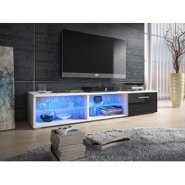 Moderní TV stolek Karel RTV-5 + LED