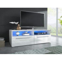 Moderní TV stolek Karel RTV-6 + LED