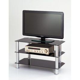 Levný TV stolek RTV-21 černý