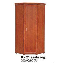 AB Arco Rohová skříň KOMODO K21