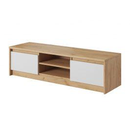 Laski Televizní stolek 2D XELO Laski 136,5/36,7/40,5