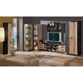 Dolmar Meble Televizní stolek ROMERO R3 P