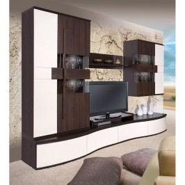 Fadome Televizní stolek MAGNOLIA pravé zakončení CH4P