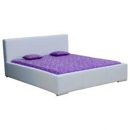 Mazur Čalouněná postel 160 BIANCO Postele pro děti