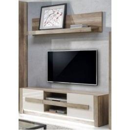Jarczak Meble Televizní stolek s poličkou DIEGO Stolky pod TV