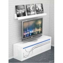 Jarczak Meble Televizní stolek s poličkou LINO Stolky pod TV